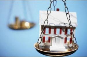 Количество заключенных ипотечных сделок в России сократилось на сорок процентов