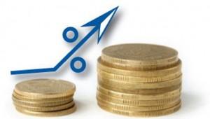 С нового года возросли ставки по рублевым кредит