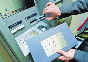 Все новые схемы краж из банкоматов.