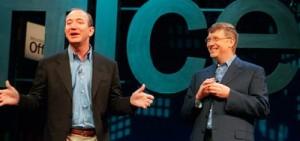 Основатель Amazon обогнал Гейтса